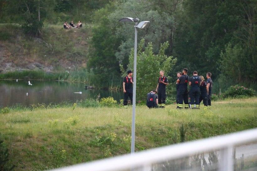 Emajõkke hüpanud mees leiti surnuna