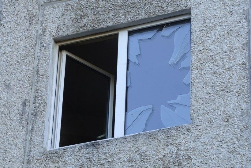 Tallinna lähedal hukkus neljanda korruse aknast alla kukkunud väikelaps
