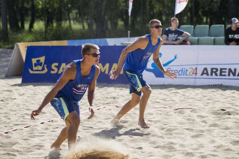 Kas Eesti olümpiakoondis saab täiendust? Meie rannavollepaarid asuvad jaanilaupäeval jahtima pääsu Tokyo mängudele