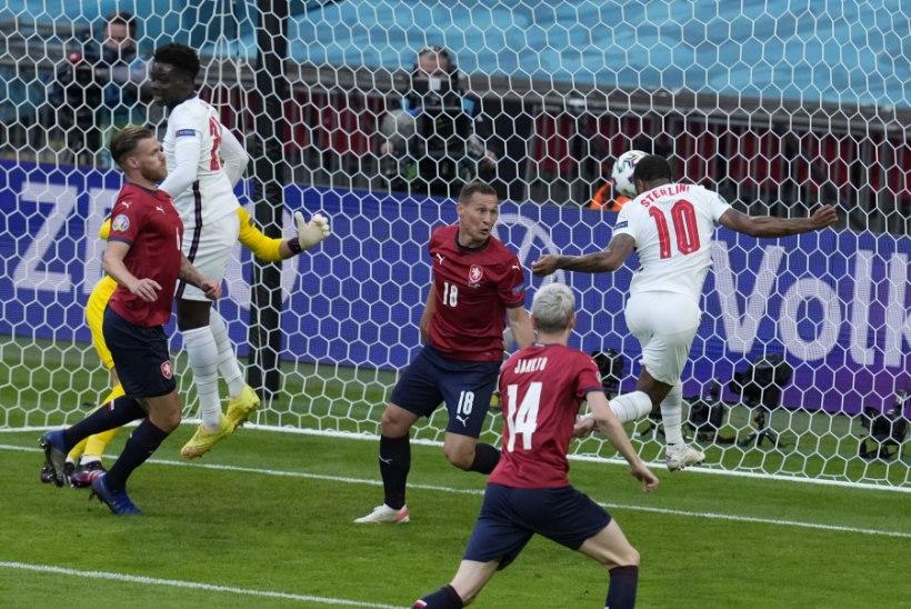 Inglismaa alistas Tšehhi, Horvaatia kerkis võiduga Šotimaa üle alagrupi teiseks!