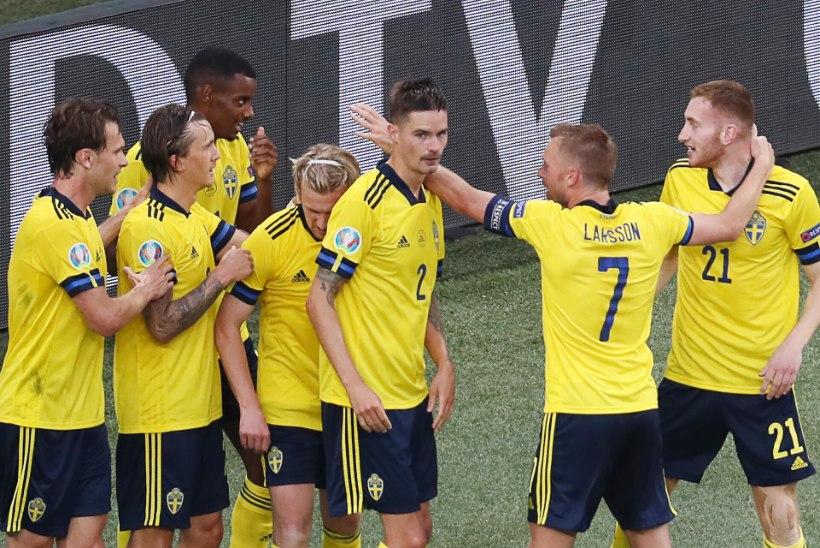 Jalgpalli EMi blogi | Surmagrupp sai ülimalt põneva lõpu, kõik favoriidid pääsesid edasi