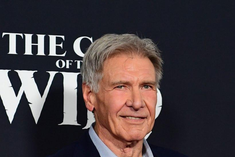 Harrison Ford sai filmivõtetel vigastada