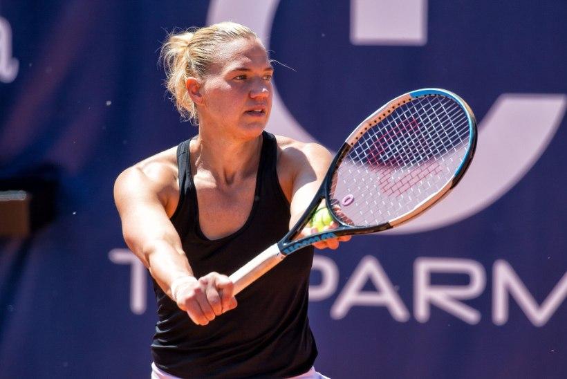 Kanepi ja Kontaveit said teada vastased mainekaks Wimbledoni turniiriks