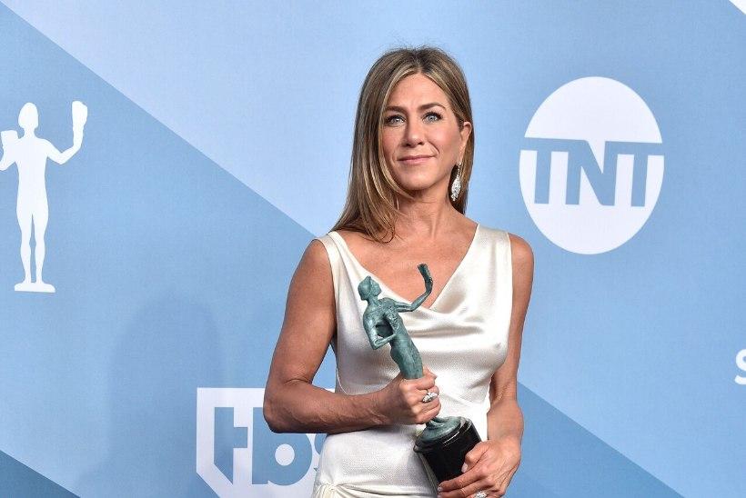 Jennifer Aniston ei karda enam saiakorvi