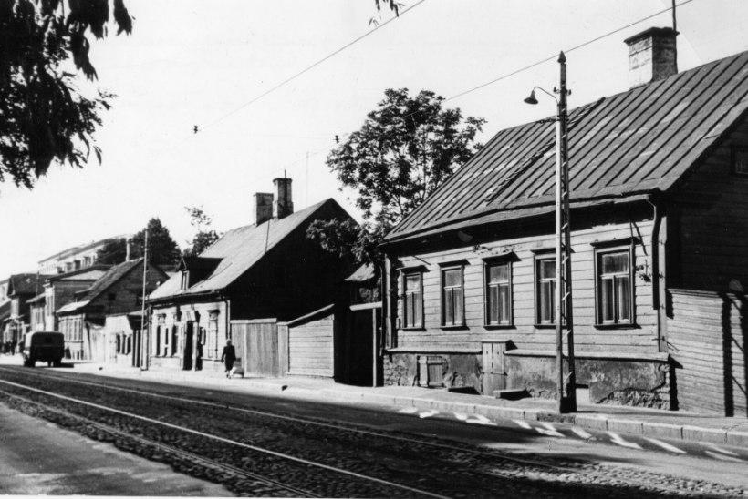 Tõnis Erilaiu lehesaba | Kuidas Tallinn lõpuks uulid tänavateks vahetas