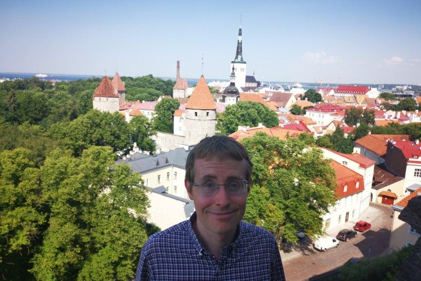 """Miks maailmarändur Eestisse elama kolis? """"Siin elamine on kui muinasjutt."""""""