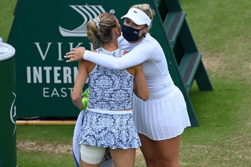 KÕVA SÕNA! Kontaveit mängib WTA turniiri finaalis