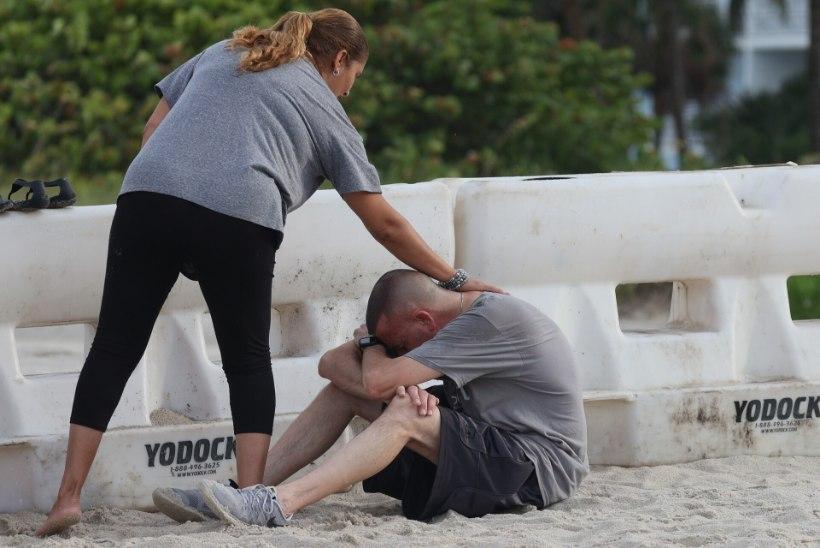 Florida kortermaja rusudest on leitud viis hukkunut. 156 inimese saatus on endiselt teadmata