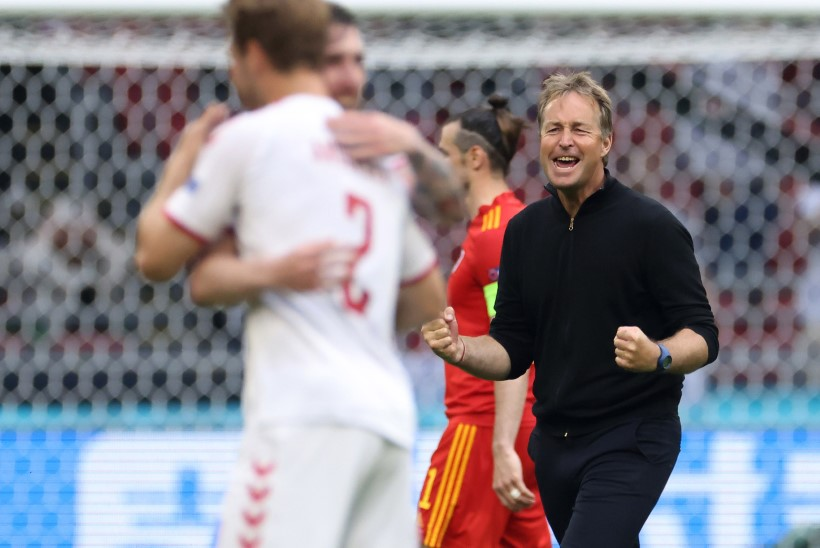 Meeldetuletus: Taani võidab väga kõrge taseme, mitte millegi muu tõttu