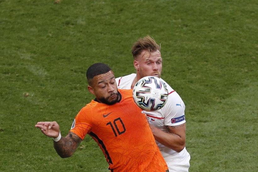 Jalgpalli EMi blogi   Hazardi iluvärav lülitas tiitlikaitsja konkurentsist