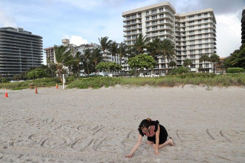 LOOTUS KUSTUB… Päästjad valmistavad Florida kortermaja varingus kadunud inimeste lähedasi ette halvimaks
