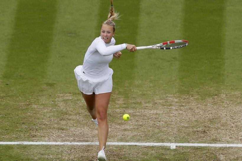 Wimbledoni alustav Kontaveit tegi edetabelis väikese tõusu