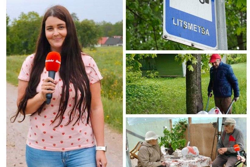 """ÕL VIDEO   SUVESARI """"LÕBUS LÕUNA""""   Litsmetsas veetakse toidukraami aiakärus, Nilbõ külas peletab igavust ahelsuitsetamine"""