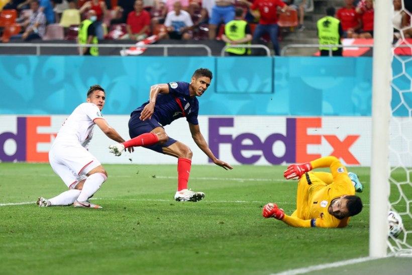 Jalgpalli EMi blogi   Šveits alistas valitseva maailmameistri penaltiseeria järel, Mbappe eksis otsustaval löögil