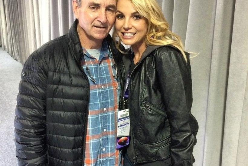 """Britney Spears isa ikke all: """"Mind koheldakse nagu seksiorja!"""""""