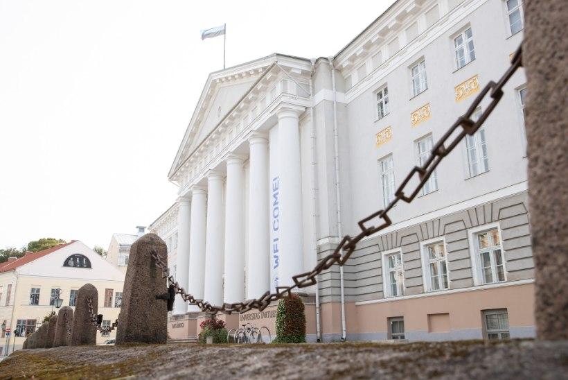 Tartu Ülikooli tudengid saavad küsida õpinguteks abi