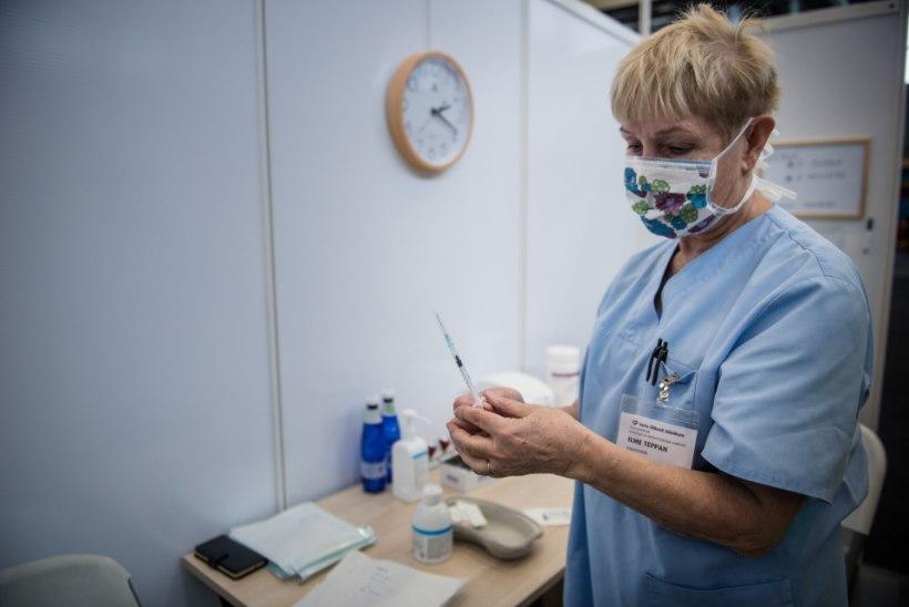 Ööpäevaga lisandus 96 positiivset testi, haiglaravi vajab 106 patsienti