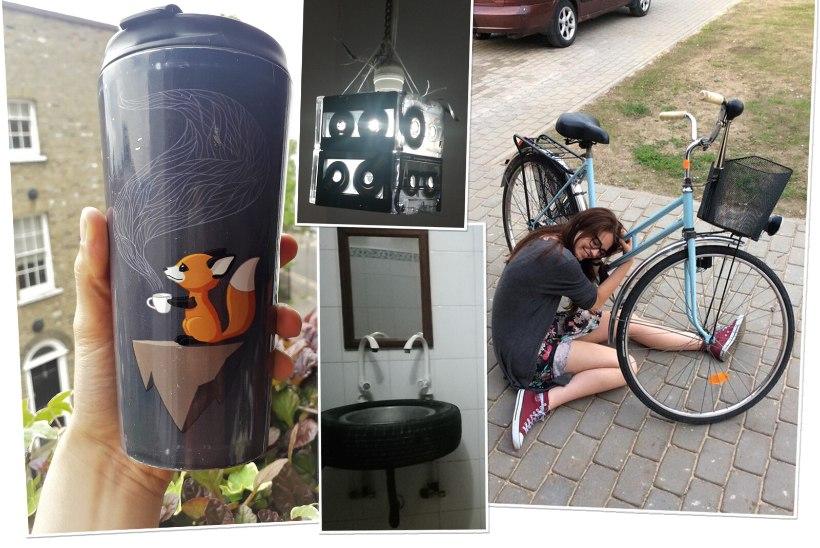 VIDEO JA FOTOD | NUTIKAD ÖKONIPID: külasta Lembela korporantide loodud virtuaalnäitust, kus kraanikauss on autorehvist ja lamp helikassettidest!