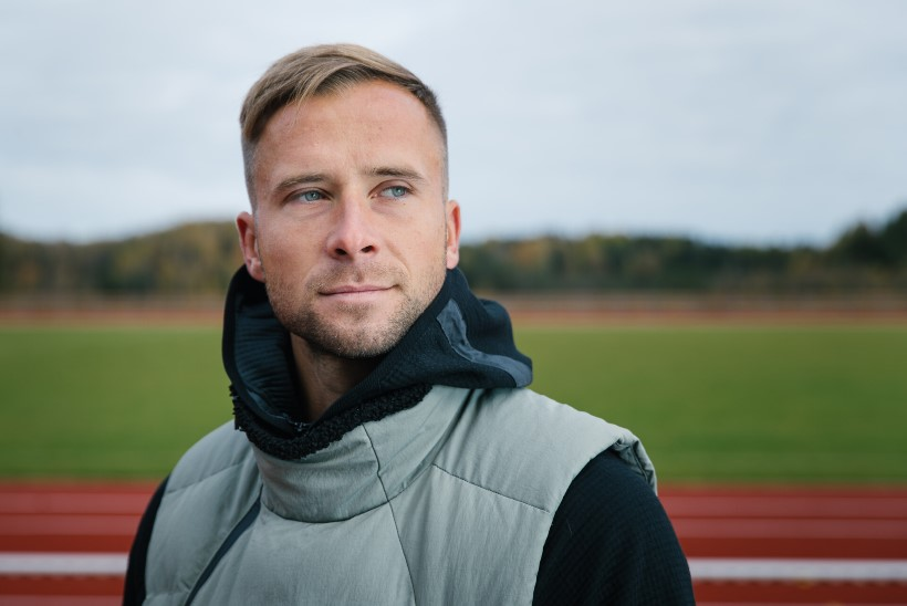 Rasmus Mägi tegi hooaja avastardis vägeva jooksu