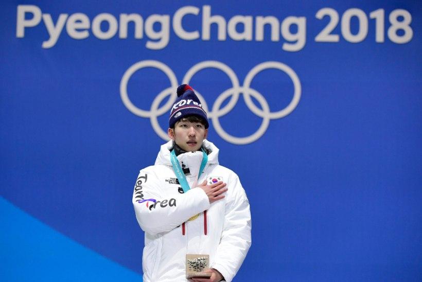 Koondisekaaslasel püksid maha kiskunud olümpiavõitja mõisteti õigeks