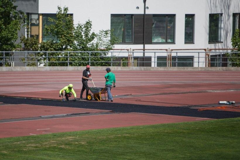 Kes toovad Eestile EM-medaleid miljonieurose rahasüsti saanud Kadrioru staadionil?
