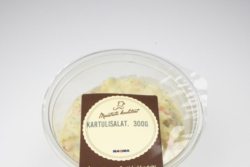 TIIU TESTIB | Head kartulisalatit aimab juba lõhnast