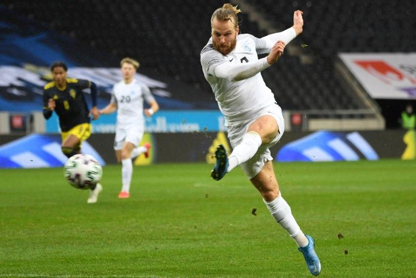 Vigastus võib Henri Anieri mängust Soome vastu eemale jätta