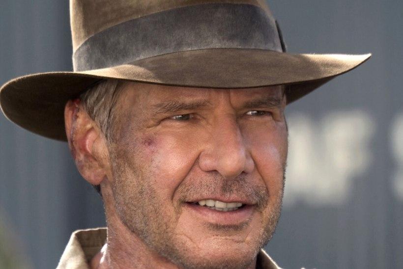 Indiana Jonesi filmi võtted lükkuvad Harrison Fordi vigastuse tõttu kolm kuud edasi