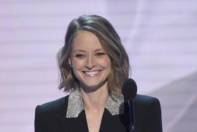 Jodie Foster saab Cannes'i festivalil elutöö preemia