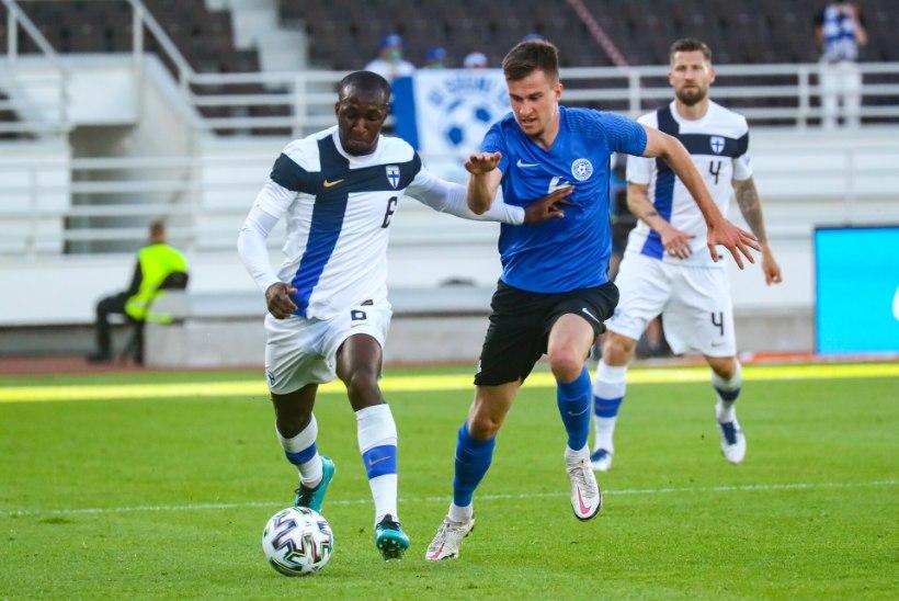 SUPER! Eesti alistas jalgpalli EMiks valmistuva Soome