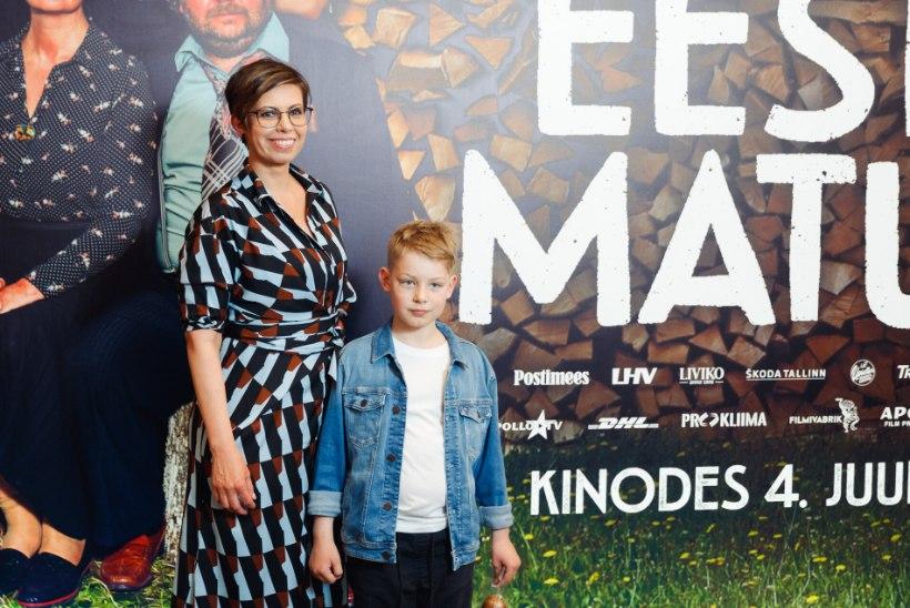 Anu Välba poeg Karl tegi filmidebüüdi. Režissöör René Vilbre: sellise töö jaoks peab olema inimene, kes seda teha tahab