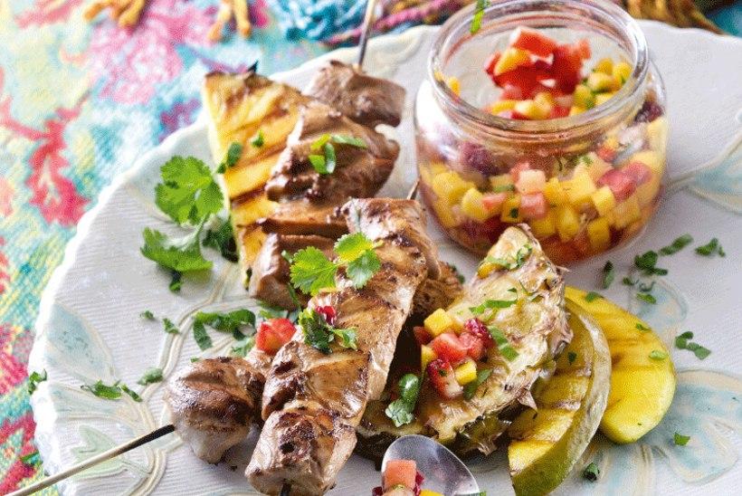 NÄDALAMENÜÜ | 7.–13. juuni: jahutavad värsked salatid ja kerged supid, grilltoitudest rääkimata