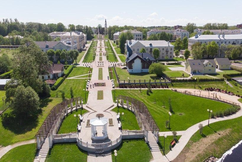 PATSEERI TERVISEKS: Eestisse ilmub üha rohkem uhkeid promenaade