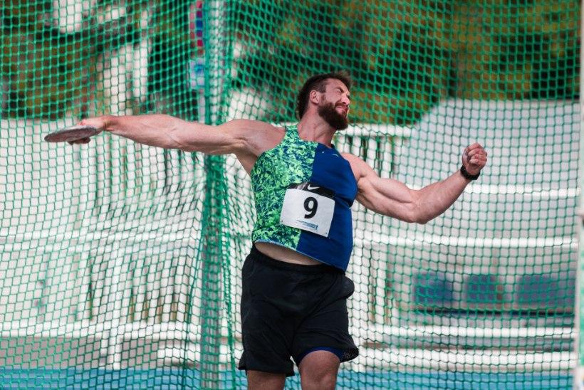 Isarõõme nautiv Martin Kupper: usun, et olümpiamängudele jõudmine on võimalik