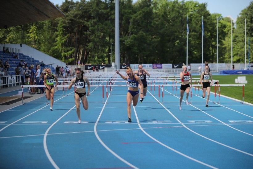 Keiso Pedriks jooksis kiiresti, aga Eesti rekord jäi veel püsima