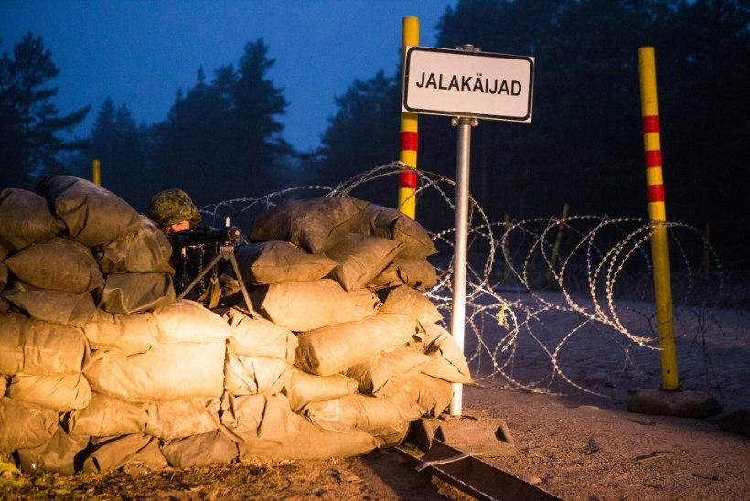 Küsimus   Millised õigused on Briti sõjaväepolitseil Eesti tänavail tegutsemiseks?