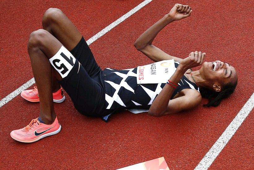 Hollandi koondislane püstitas uue 10 000 meetri jooksu maailmarekordi
