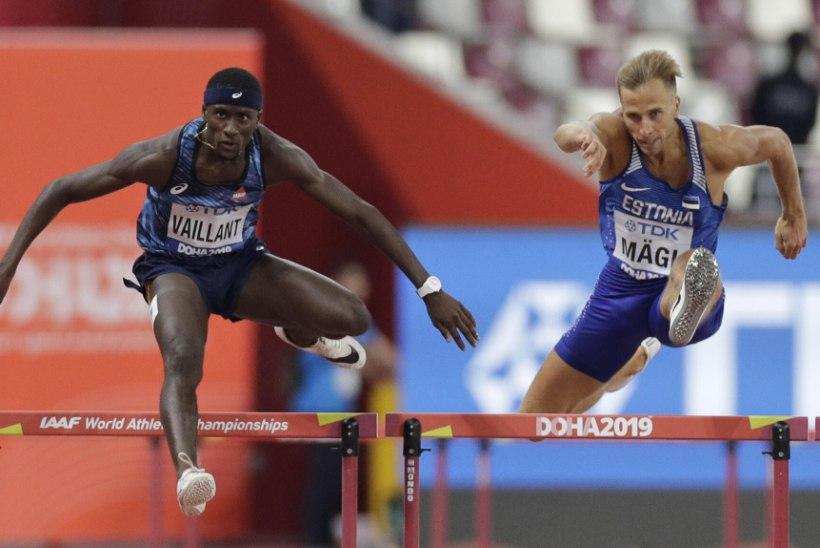 Taas vägevalt jooksnud Rasmus Mägi tõusis maailma hooaja edetabelis jagama kuuendat kohta