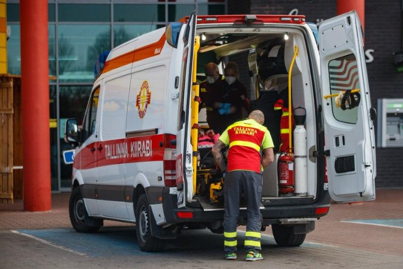 MUUTUS TULEKUL: peagi enam kiirabi iga abiküsijani ei kihuta