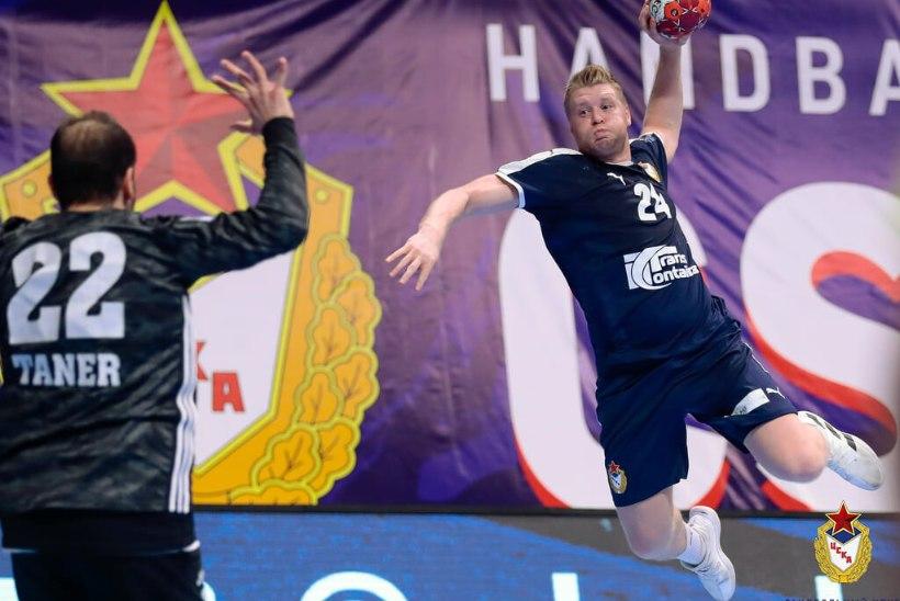 HEA TÖÖ: Dener Jaanimaa võitis Venemaal meistriliiga hõbeda
