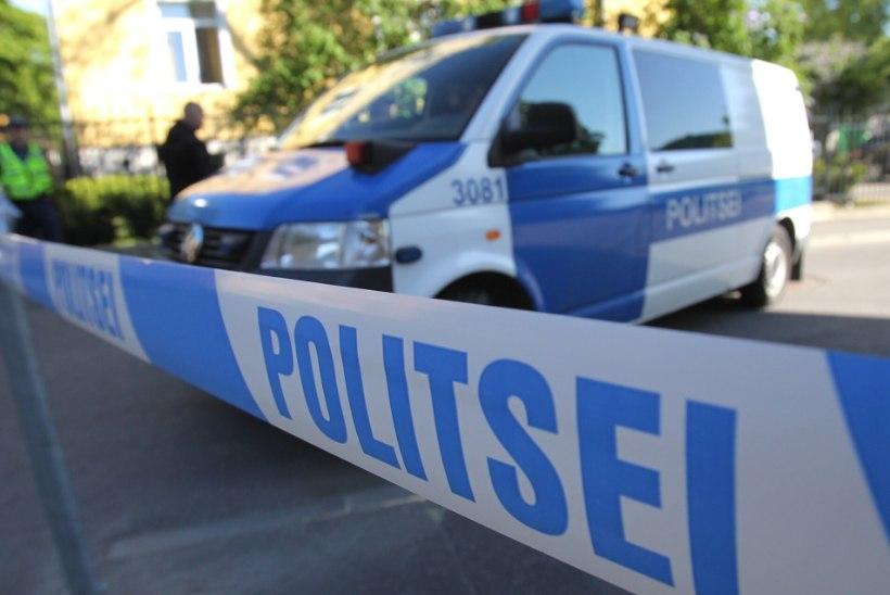 Ahelkokkupõrge Tallinnas: haiglasse viidi viis inimest