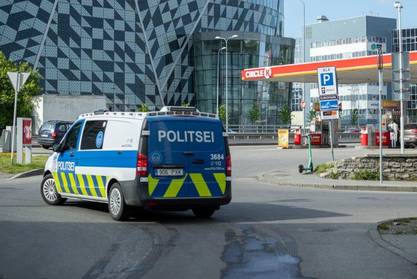 Politsei pole veel tanklaröövleid kätte saanud