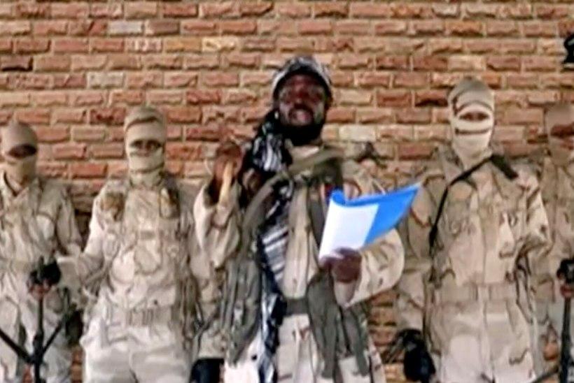 JÄRJEKORDNE SURMATEADE! Rivaalitsev relvarühmitus väidab: Nigeeria terroriorganisatsiooni Boko Haram juht lasi ennast õhku