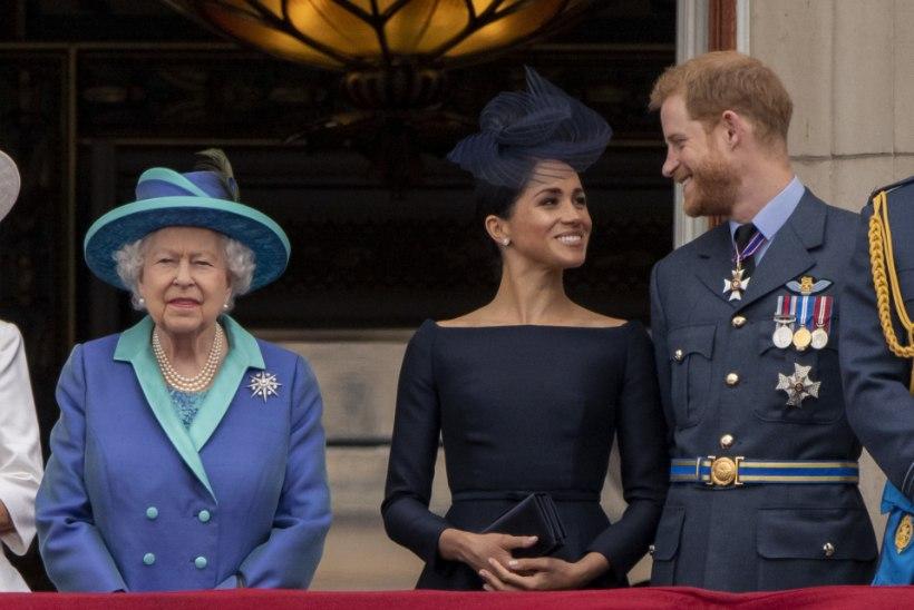 """""""MILLINE HÄBEMATUS!"""" Harry ja Meghani tütre nimi ajas britid raevu"""
