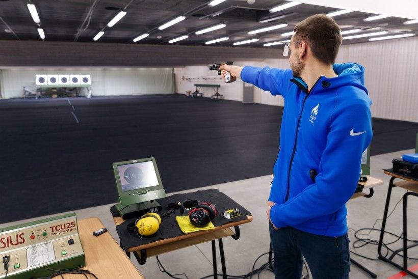 Värske Euroopa meister Peeter Olesk: kui pääsen olümpial finaali, siis usun, et seal on mul kõik kaardid avatud