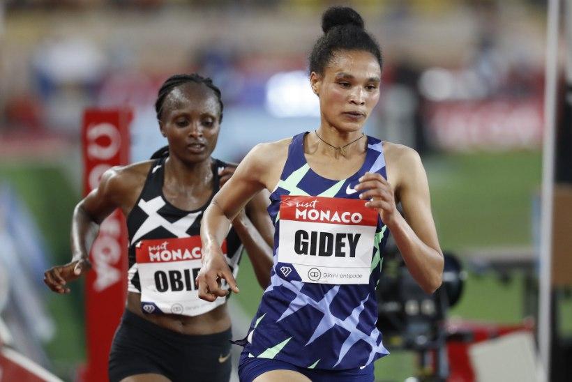 Etioopia jooksja purustas kõigest kaks päeva püsinud maailmarekordi