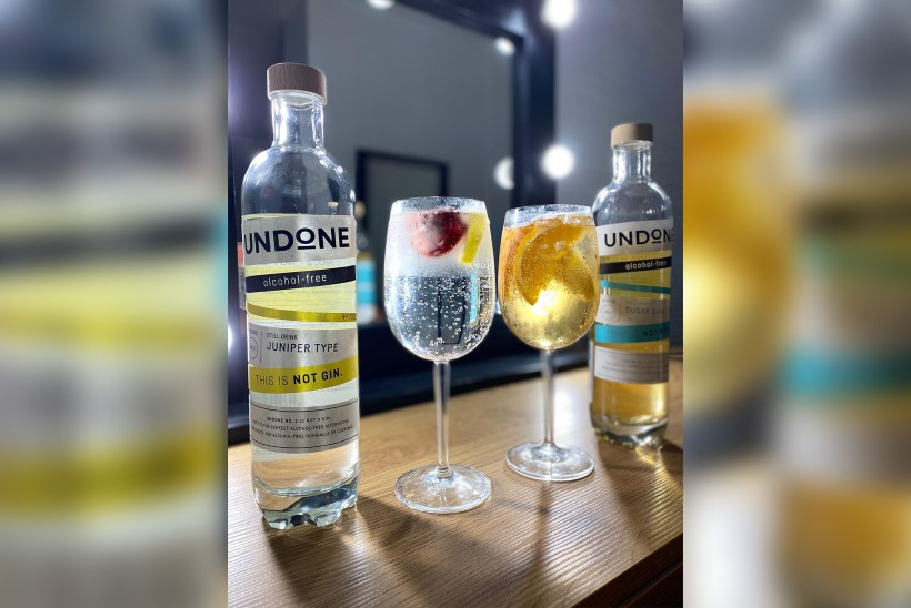 Soovid alkoholiga pausi pidada või on vaja rooli istuda? UnDone joogid maitsevad kui päris alkohol ning sisaldavad vähe kaloreid!