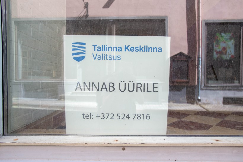 GALERII | Tallinna vanalinna tekib üürikuulutusi nagu seeni pärast vihma