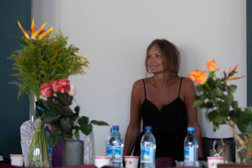 GALERII | Maie Parrik esitles oma debüütluulekogu: juba kooliajal meeldis mulle luuletamisega tegeleda