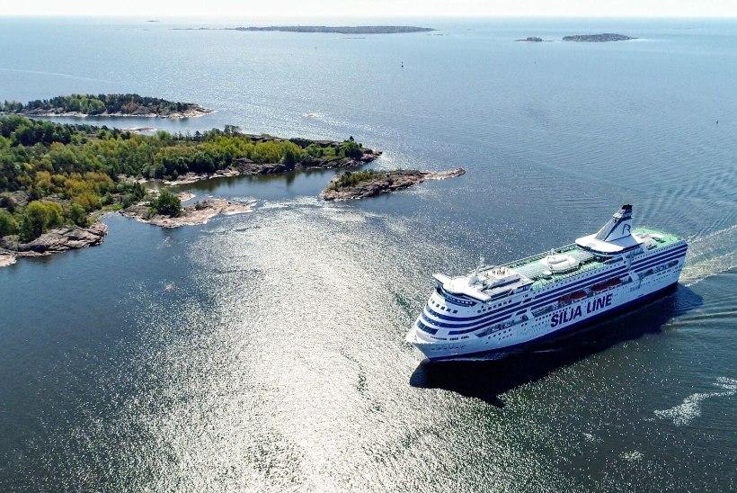 MERELE LUSTIMA! Millal on lootust taas Soome ja Rootsi vahet kruiisida?